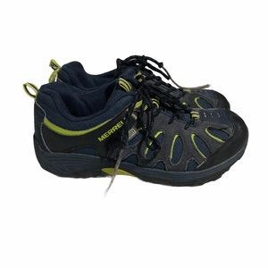 Merrell Blue Chameleon Low Lace Sneakers Size 3